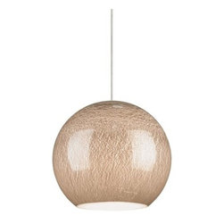 LBL Lighting - LBL Lighting Zollo Monopoint 1 Light Low-Voltage Track Lighting Pendant - Features: