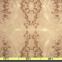 Oakwood Veneer - Mappa Burl - A sample of our mappa burl.