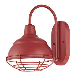 Industrial Warehouse Shade Sconce -