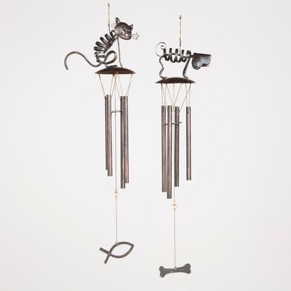Contemporary Wind Chimes by Cost Plus World Market