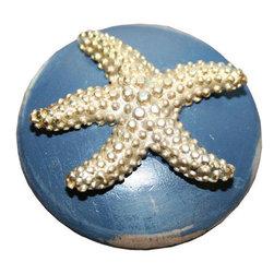 Country Cottage - Starfish Drawer Knob - Starfish Drawer Pulls