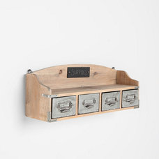 Display And Wall Shelves  by Urban Outfitters