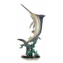 "SPI - Magnificent Marlin - -Size: 41"" H x 18.5"" W x 14"" D"