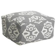 Eclectic Footstools And Ottomans by West Elm