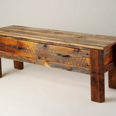 Rustic Benches by Rory's Rustic Furniture