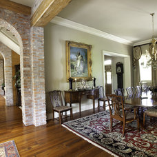 Traditional  by Al Jones Architect