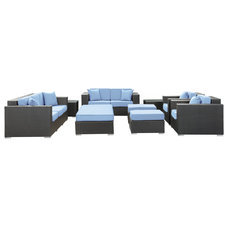 Modern Outdoor Sofas by LexMod
