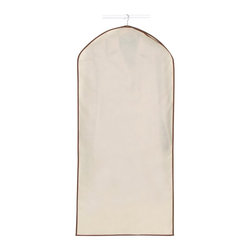 StorageManiac - StorageManiac Hanging Garment Bag with Zipp Closure - Features:
