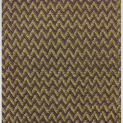 nuLOOM Zen Tweed Chevron Plum Contemporary Rug | AllModern