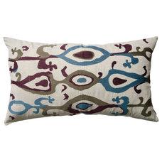 Mediterranean Decorative Pillows by Rhadi Living