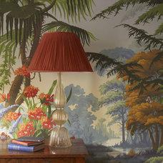Wallpaper by de Gournay