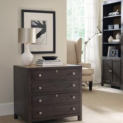 Hooker Furniture - Hooker Furniture South Park Lateral File 5078-10466 - Hooker Furniture South Park Lateral File 5078-10466