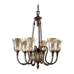 Uttermost 21045 Galeana 6-light Chandelier