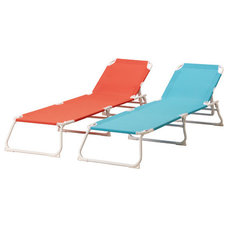 Modern Outdoor Lounge Chairs by IKEA