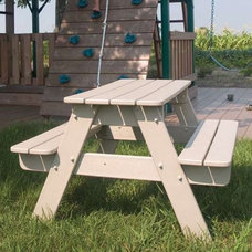 Traditional Outdoor Dining Tables by Hayneedle