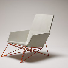 Modern Outdoor Chairs by Hard Goods