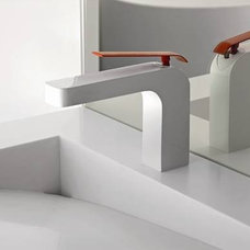 Contemporary Bathroom Faucets And Showerheads by TKO Associates Inc.
