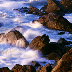 Murals Your Way - Rocky Shoreline of Patrick Point State Park Wall Art - Photographed by Stephen  Matera, Rocky Shoreline of Patrick Point State Park wall mural from Murals Your Way will add a distinctive touch to any