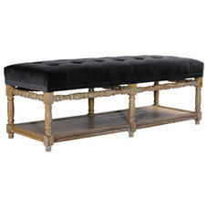 Eclectic Bedroom Benches by Furnitureland South