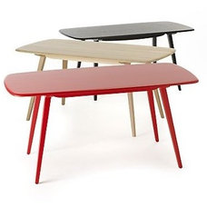 eclectic dining tables by The Conran Shop