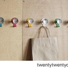 Contemporary Wall Hooks by twentytwentyone