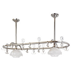 traditional pot racks by howardkaplandesigns.com