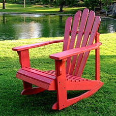 Traditional Outdoor Rocking Chairs by Chairs 1000