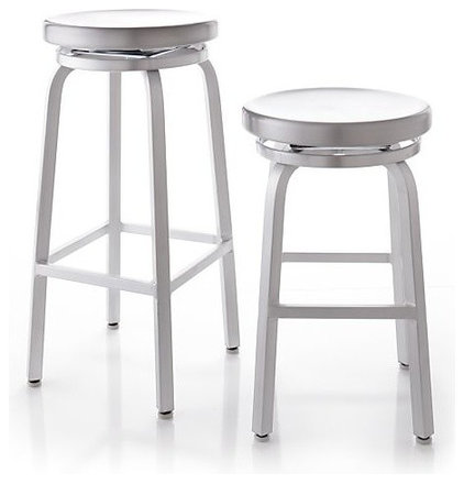 Industrial Bar Stools And Counter Stools by Crate&Barrel