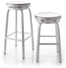 modern bar stools and counter stools by Crate&amp;Barrel