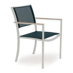 Alusion ALU 55 Chair - Designer Kris Van Puyvelde