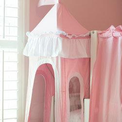 Princess castle bed - Brennan Wesley