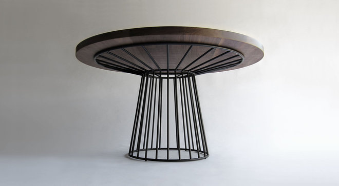 Modern Dining Tables Wired Dining Table
