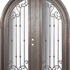 Mediterranean Front Doors by US Door & More Inc