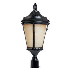 Maxim Lighting - Maxim Lighting 85011 LightES Odessa EE 1-Light Outdoor Pole/Post Lantern - Features