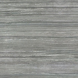 "Anatolia - Eramosa Carbon Matte 3"" x 12"" Bullnose - Sold by the Piece"