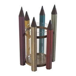 Sterling Industries - Sterling Industries Pencil Holder (129-1052) - Sterling Industries Pencil Holder (129-1052)