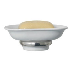 Murray Feiss - Murray Feiss BA1507PN Signature Series Soap Dish in Polished Nickel BA1507PN - The Feiss Signature Series light soap dish in polished nickel provides abundant light to your home, while adding style and interest.Featured in the decorative Signature Series collection A great choice for your do-it-yourself project Decorative polished nickel finish to accent and brighten your room The preferred brand choice of builders and electriciansBulb Included: No Collection: Signature Series Country of Origin: China Finish: Polished Nickel Height: 2-3 4 Weight: 3.8 Width: 6