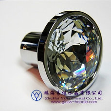 Traditional Cabinet And Drawer Knobs crystal door knob