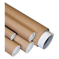 Kraft Mailing Tubes, Bulk Packs - Keeping a few mailing tubes in your gift wrapping stash is a good idea. You never know when you'll find the perfect poster or print to gift to a friend, and those can be a challenge to wrap.