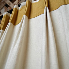 contemporary curtains by Draperies By Walter