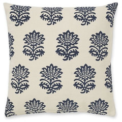 modern pillows by Williams-Sonoma