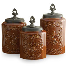 Contemporary Food Containers And Storage by Jay Import