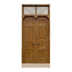 Craftsman Collection | 1767 | 2-7 - Species: Superior Alder, Distress: Sierra, Hinges : 6.- Ball Bearing Hinges ORB, Interior Door