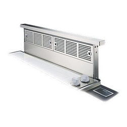 """Viking 30"""" Downdraft Ventilation System With Controls, Stainless 