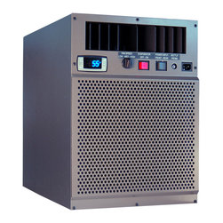 CellarPro - CellarPro 4200VSi Wine Cellar Cooling Unit - No sweat — literally! This superior wine cooling unit is designed to keep your collection with confidence in extreme environments up to 115 degrees. Plus variable-speed fans allow for a virtually silent cellar.