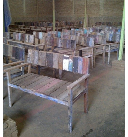 Traditional Indoor Benches by Gogreen Furniture Indonesia