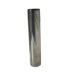 Lazy Susan - Lazy Susan 787154 Tarnished Metallic Pillar Vase - Large - Talk about a long, tall drink of water — this metallic pillar is as attractive as they come! Add that much-needed vertical element to countertops and tables with this shiny grayscale vase. Crafted out of glass, it provides a delicate yet powerful linear contrast you can use to highlight your favorite small accessories.