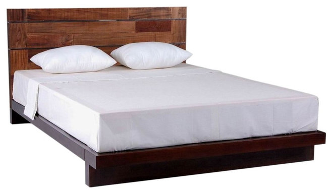 Modern Beds by Woodland Creek Furniture