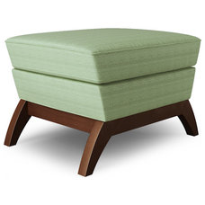 Modern Ottomans And Cubes by Thrive Home Furnishings
