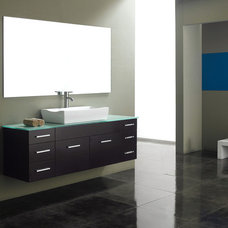 Modern Bathroom Vanities And Sink Consoles by BathGems